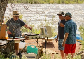 Fred's Birthday River Trip 2019
