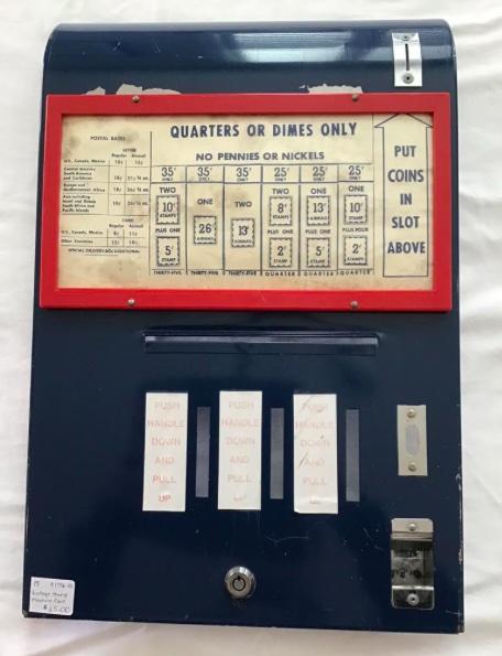 oldmailbox stamp machine